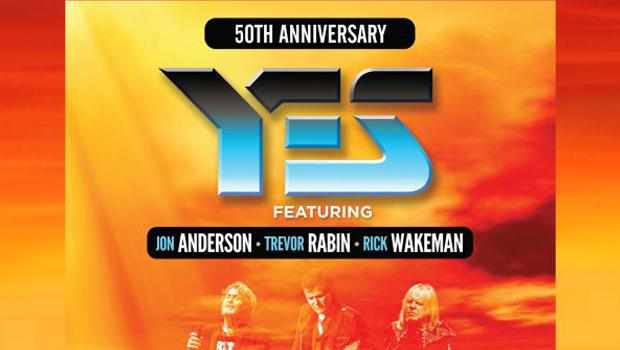 "ILUSTROWANA MUZYKĄ HISTORIA ROCKA: Yes ""Live at the Apollo"""