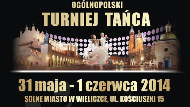 Turniej Tańca - Cracow Open - Salt City Dance Festival