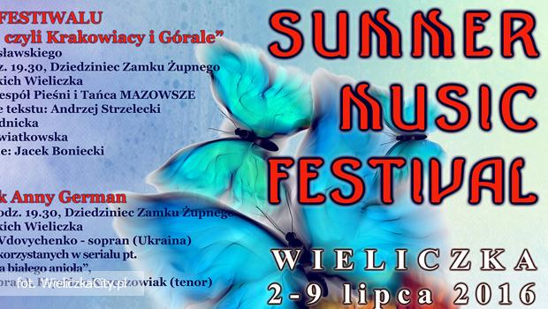 Summer Music Festival 2016 - program