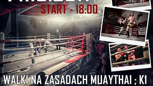 Gala walki Muay Thai FightTime 16