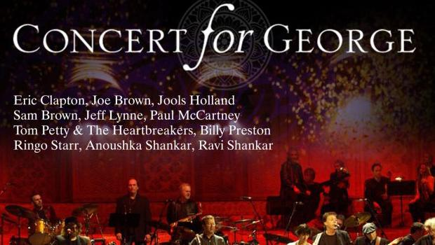 IMHR: Concert for George Harrison